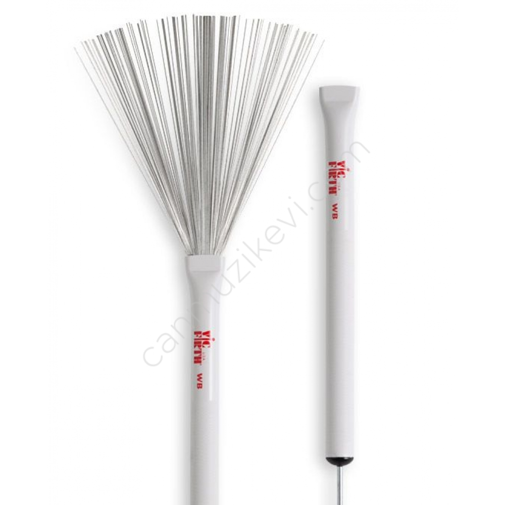 VIC FIRTH WB Wire Brush Fırça Baget