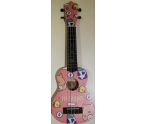 BAT KING US-21 PNK-1 / Ukulele
