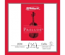 CELLO TEK TEL, PRELUDE, C-DO, 4/4 SCALE, MEDIUM TEN J1014 4/4M
