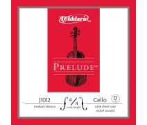 CELLO TEK TEL, PRELUDE, D-RE, 4/4 SCALE, MEDIUM TEN J1012 4/4M
