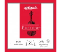 CELLO TEK TEL, PRELUDE, G-SOL, 4/4 SCALE, MEDIUM TE J1013 4/4M