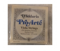 Daddario J58 Viyola Tel Set Medium