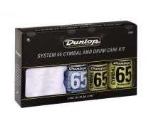 Jim Dunlop 6400 System 65 Cymbal and Drum Care Kit