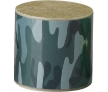 "REMO SR-0202-19- Mini Shaker 2-1/4""x2"" Camouflage Finish"
