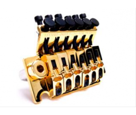 SS Bridge LB63 Floyd Rose Style -GOLD