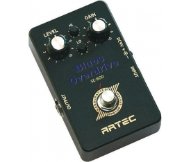 EFEKT PEDAL BLUES OVERDRIVE