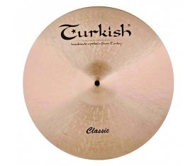 Turkish Cymbals Classic Crash Thin C-CT17