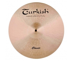Turkish Cymbals Classic Crash Thin TZ-CCT18