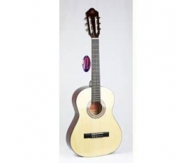 BARCELONA LC 3400 NL Naturel 2/4 Junior Klasik Gitar