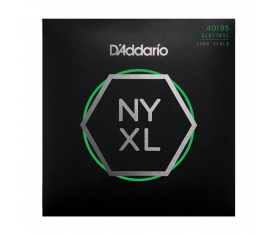 BAS GİTAR TEL SETİ, NYXL SERİSİ, LONG SCALE, 4 TELL