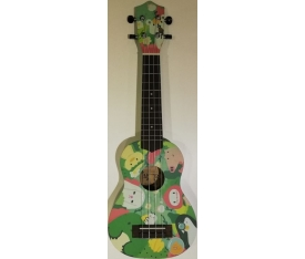 BAT KING US-21 GRN / Ukulele
