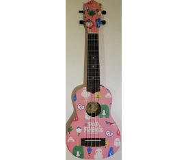 BAT KING US-21 PNK-3 / Ukulele