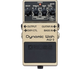 Boss AW-3(T) Dynamic Wah Compact Pedal