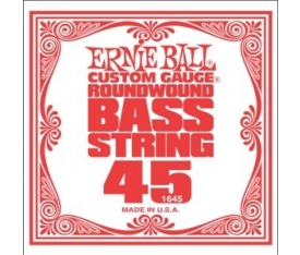 ERNIEBALL P01645 .045 ROUNDWOUND BASS