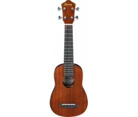 IBANEZ UKS10 Soprano with Bag Natural Ukulele GigBag Dahil