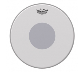 "REMO CS-0113-10- Controlled Sound Kumlu Black Dot 13"" Deri"
