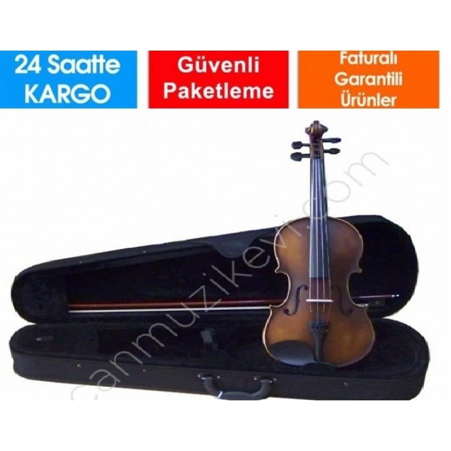 Swing Sv244 Keman Seti Mat Cila En Uygun Fiyatlarla Can Müzik I